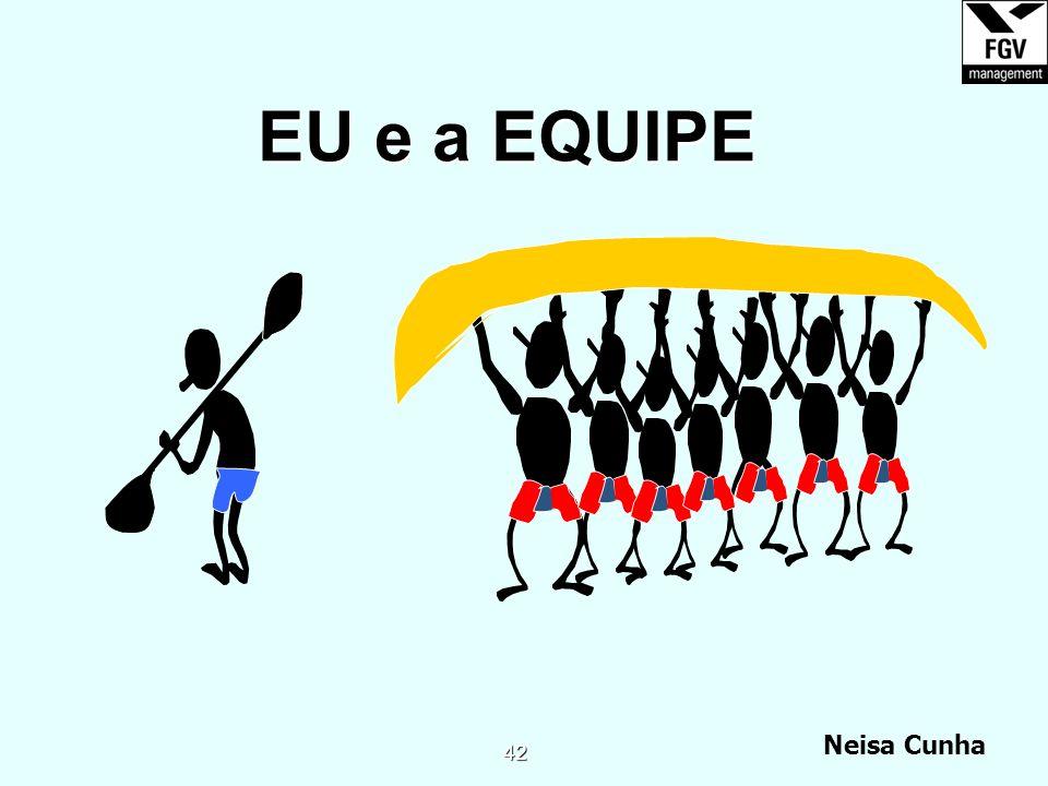 EU e a EQUIPE