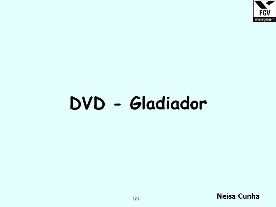 DVD - Gladiador