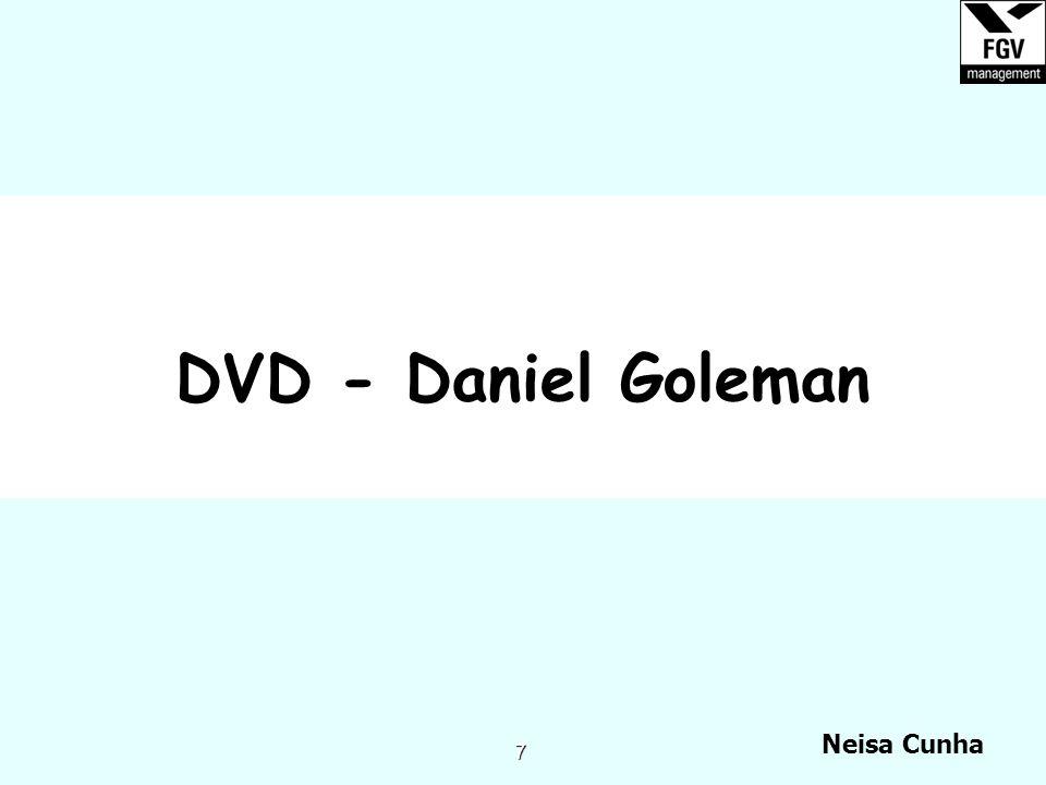 DVD - Daniel Goleman