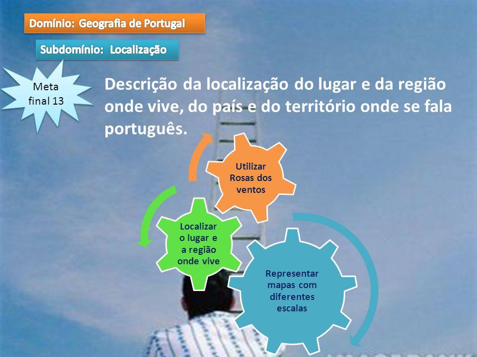 Domínio: Geografia de Portugal