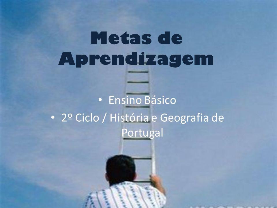 2º Ciclo / História e Geografia de Portugal