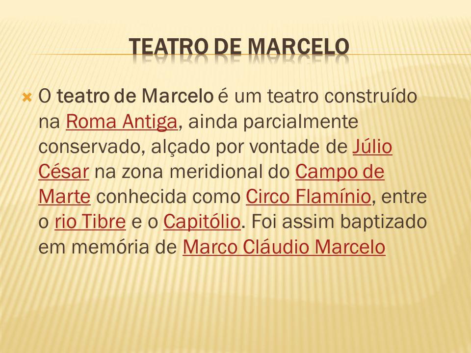 Teatro de Marcelo