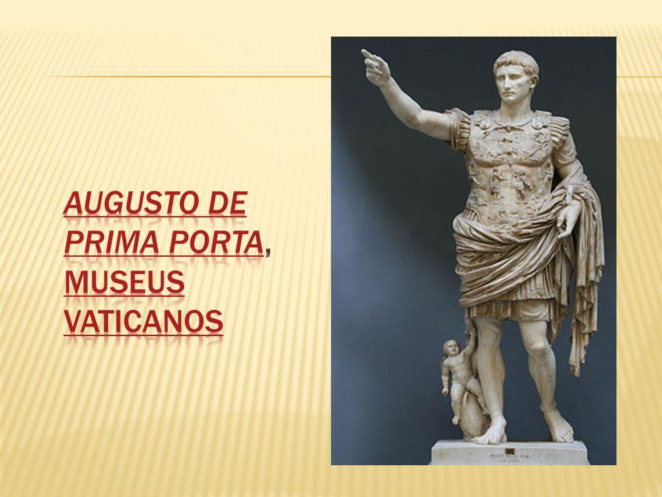 Augusto de Prima Porta, Museus Vaticanos