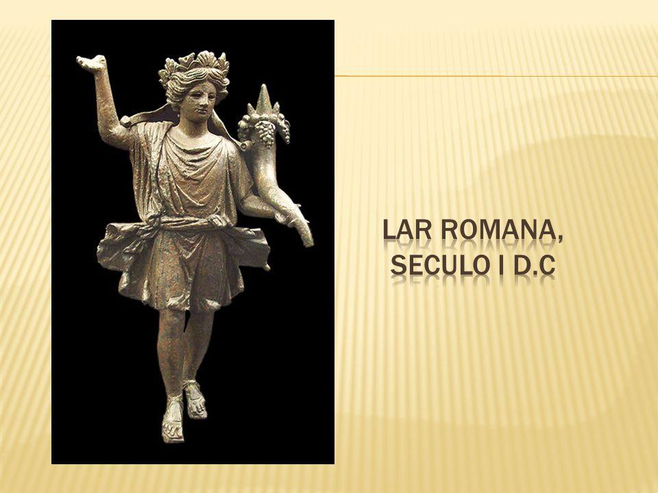 LAR ROMANA, SECULO I D.C