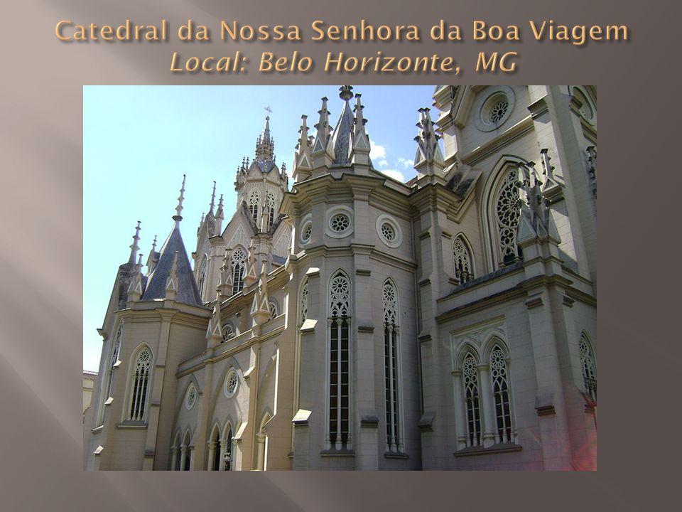 Catedral da Nossa Senhora da Boa Viagem Local: Belo Horizonte, MG