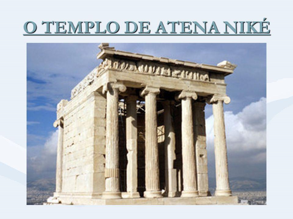 O TEMPLO DE ATENA NIKÉ