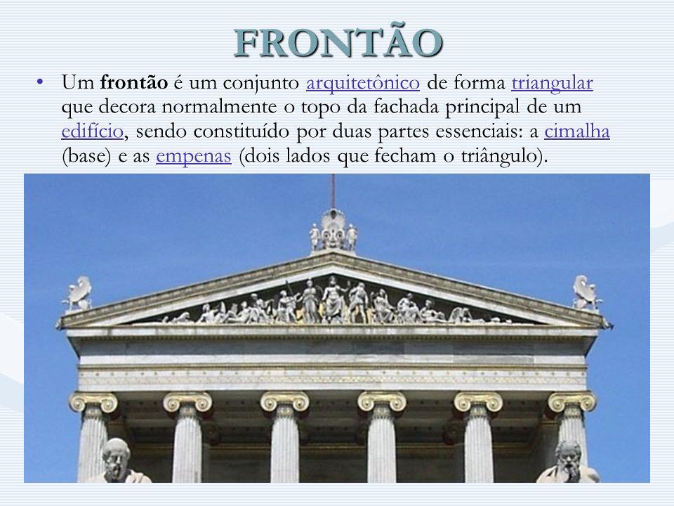 FRONTÃO