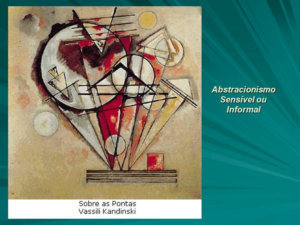 Abstracionismo Sensível ou Informal
