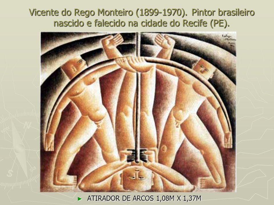 Vicente do Rego Monteiro (1899-1970)
