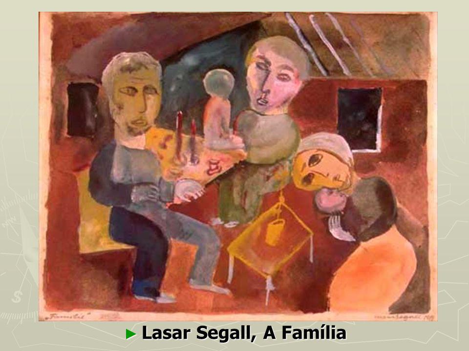 Lasar Segall, A Família