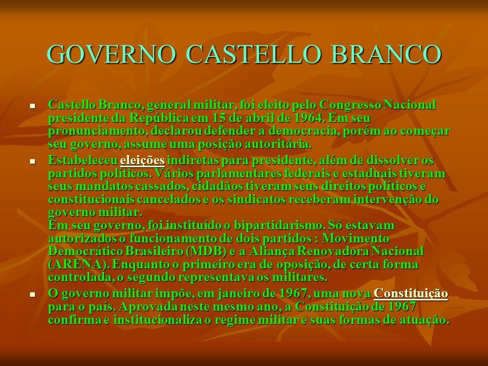 GOVERNO CASTELLO BRANCO