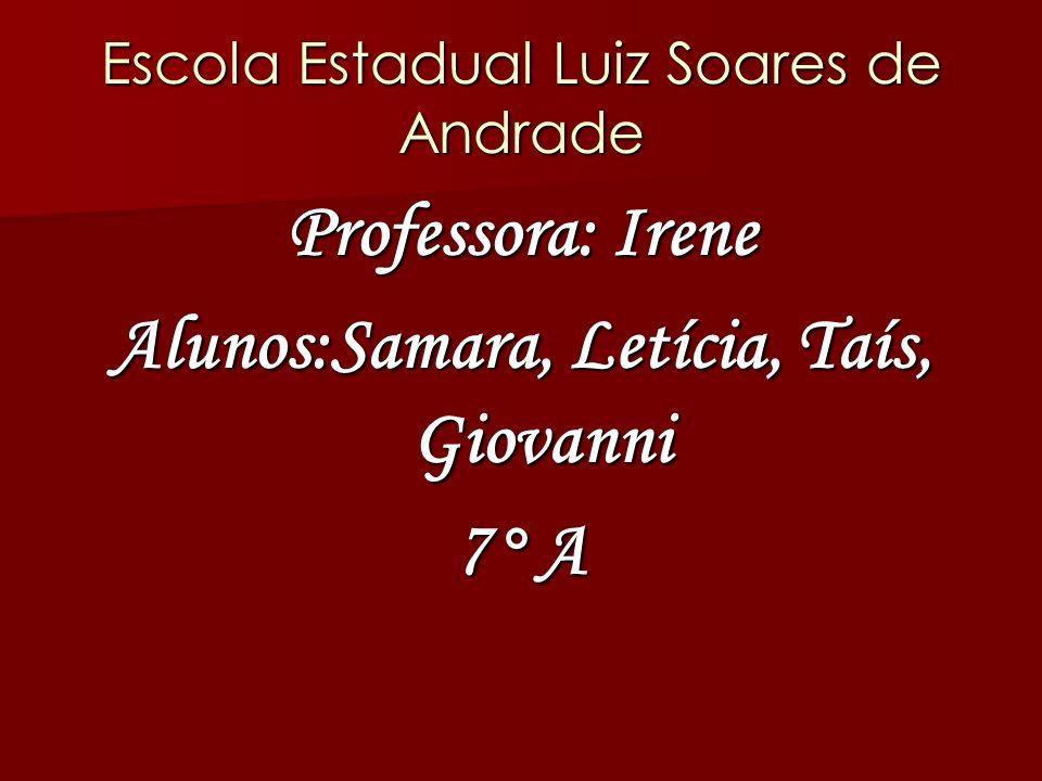 Escola Estadual Luiz Soares de Andrade