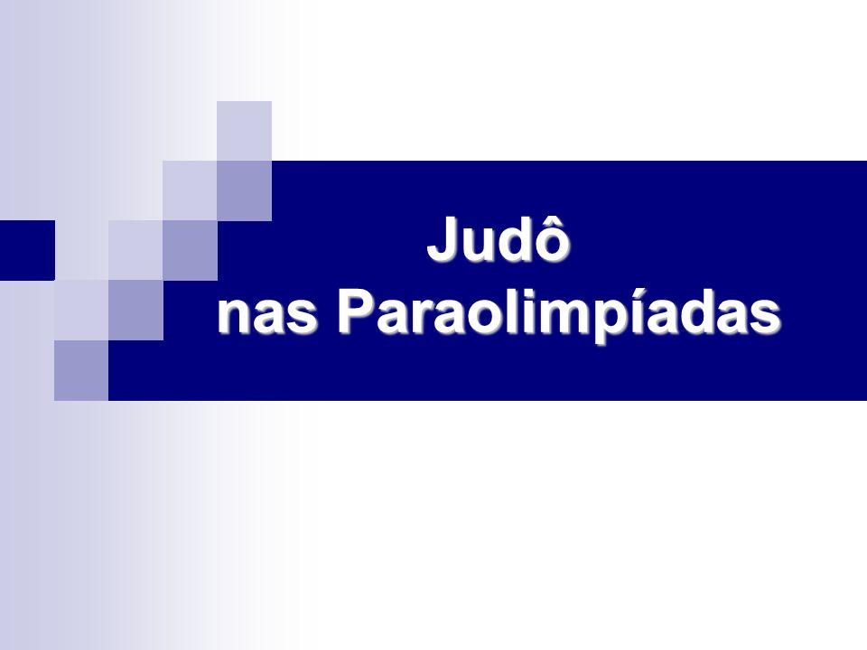 Judô nas Paraolimpíadas