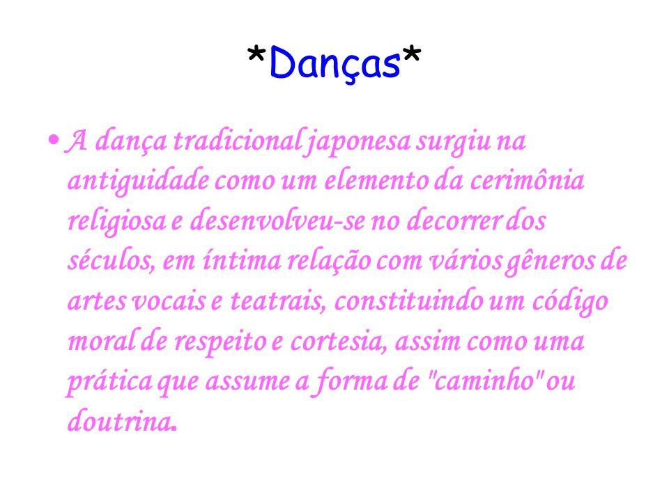 *Danças*