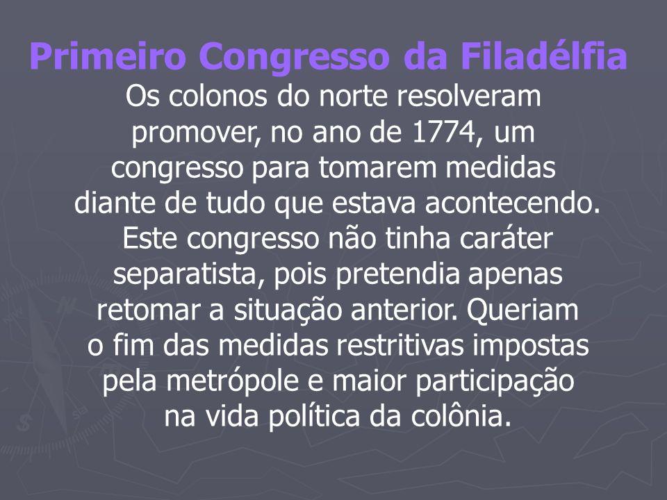 Primeiro Congresso da Filadélfia