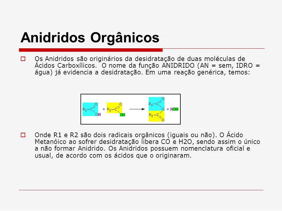 Anidridos Orgânicos