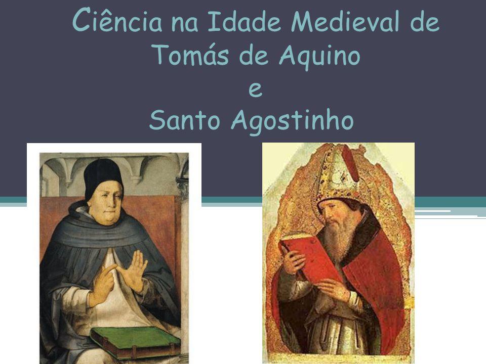 Ciência na Idade Medieval de