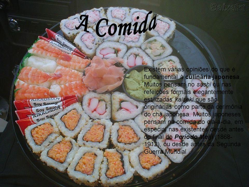 A Comida