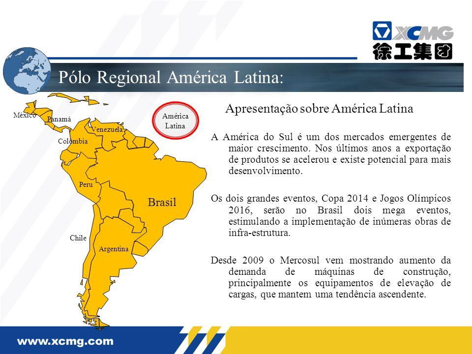 Pólo Regional América Latina:
