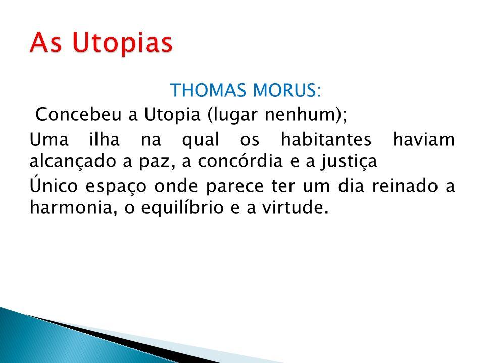 As Utopias