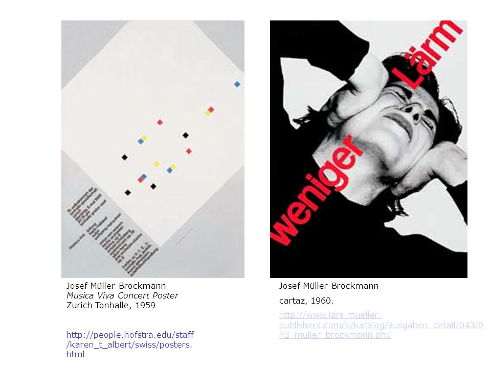 Josef Müller-Brockmann Musica Viva Concert Poster Zurich Tonhalle, 1959