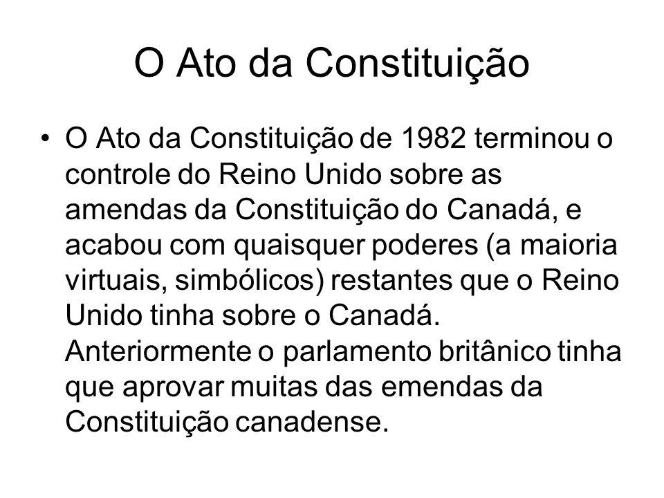 O Ato da Constituição