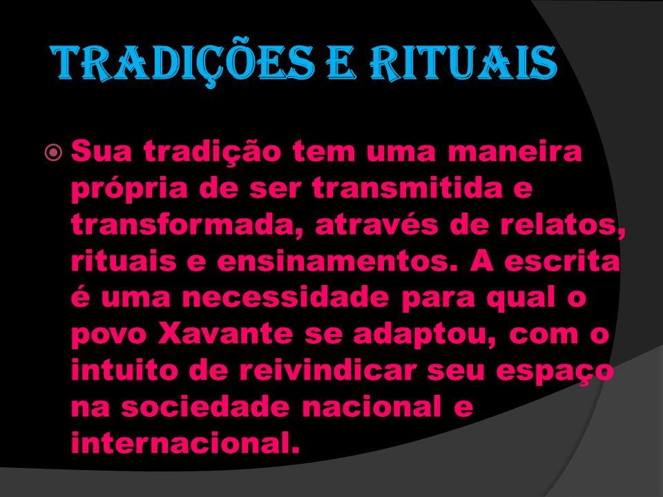 Tradições e rituais