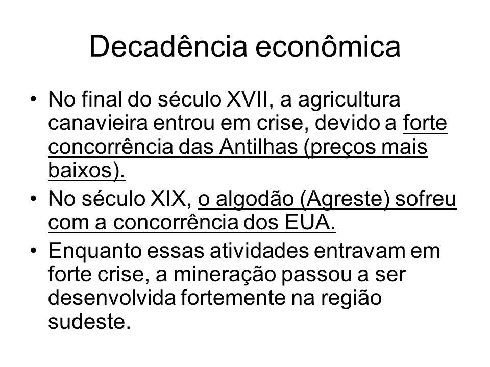 Decadência econômica