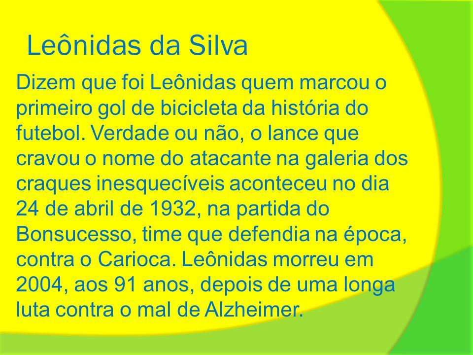Leônidas da Silva