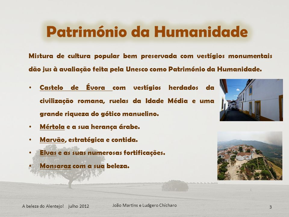 Património da Humanidade