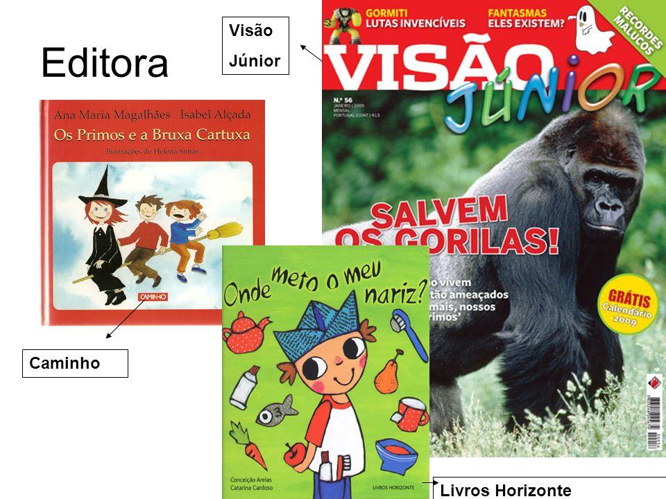Editora Visão Júnior Caminho Livros Horizonte