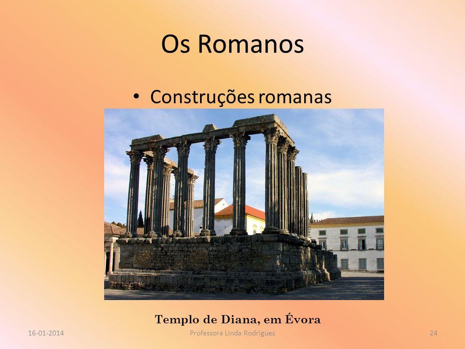 Templo de Diana, em Évora