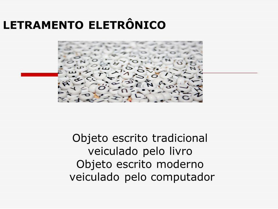 LETRAMENTO ELETRÔNICO