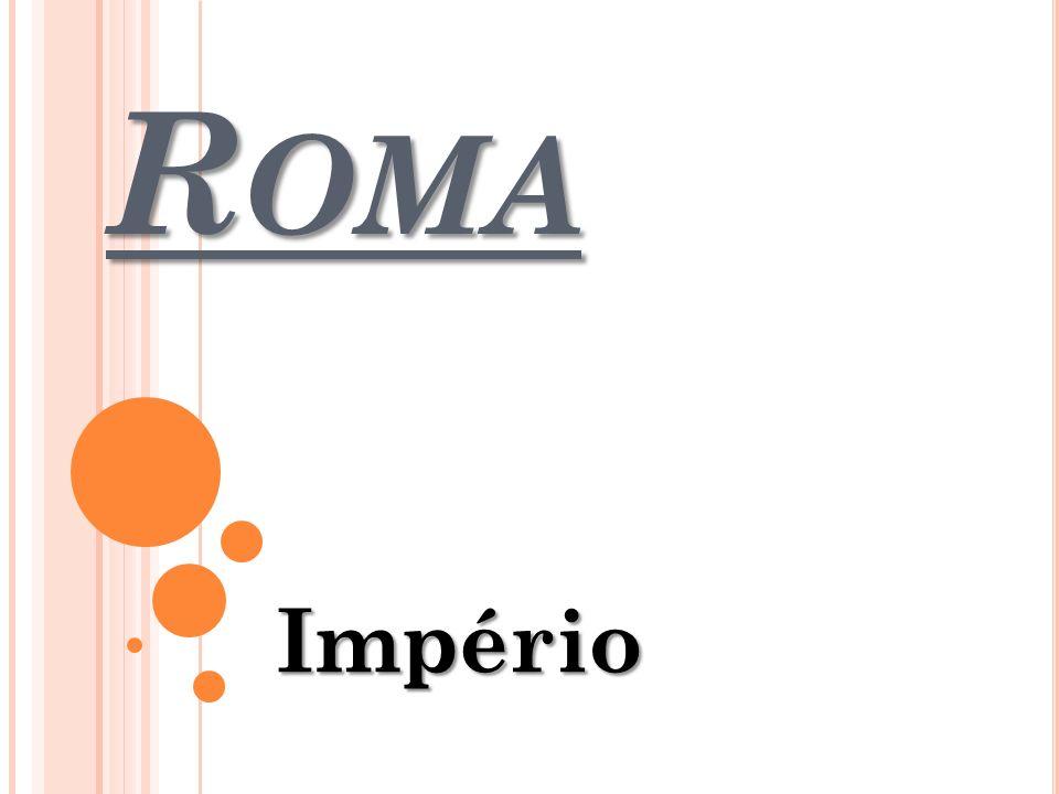 Roma Império