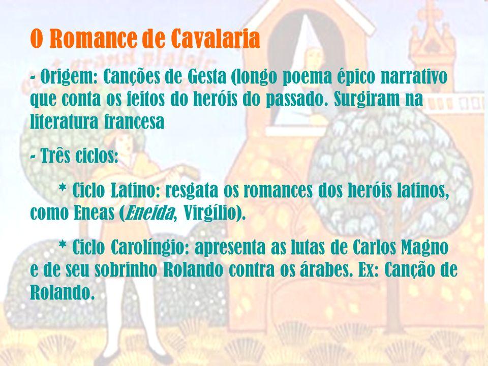 O Romance de Cavalaria