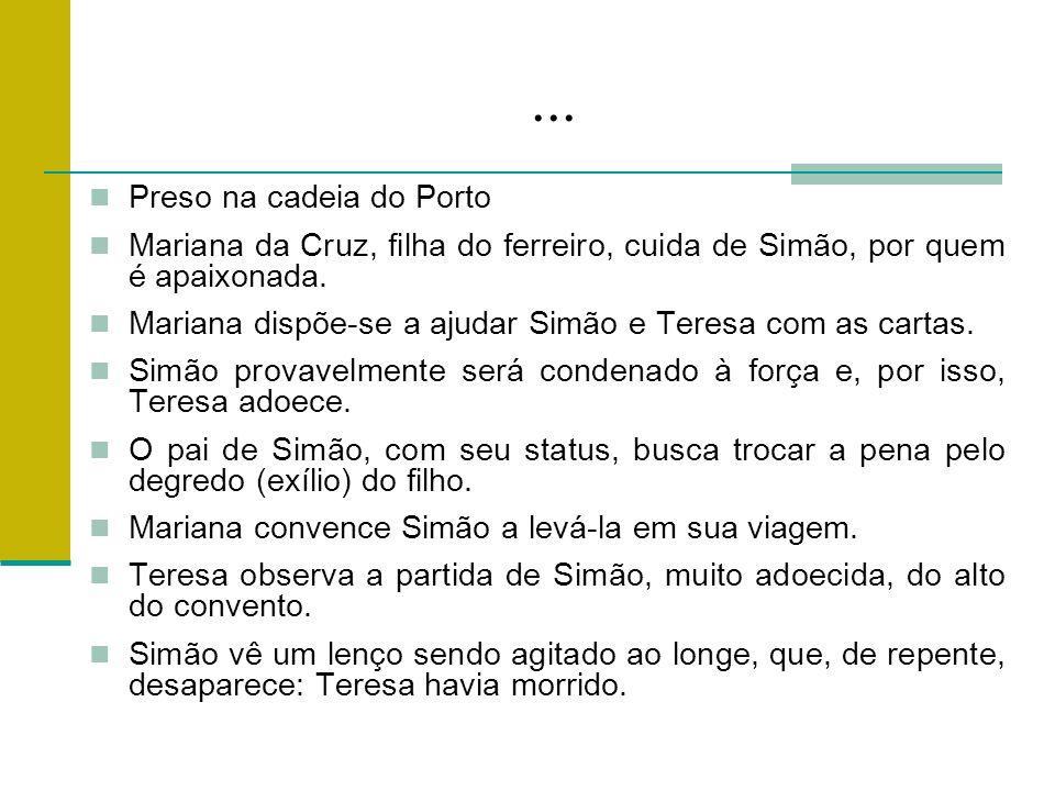 ... Preso na cadeia do Porto