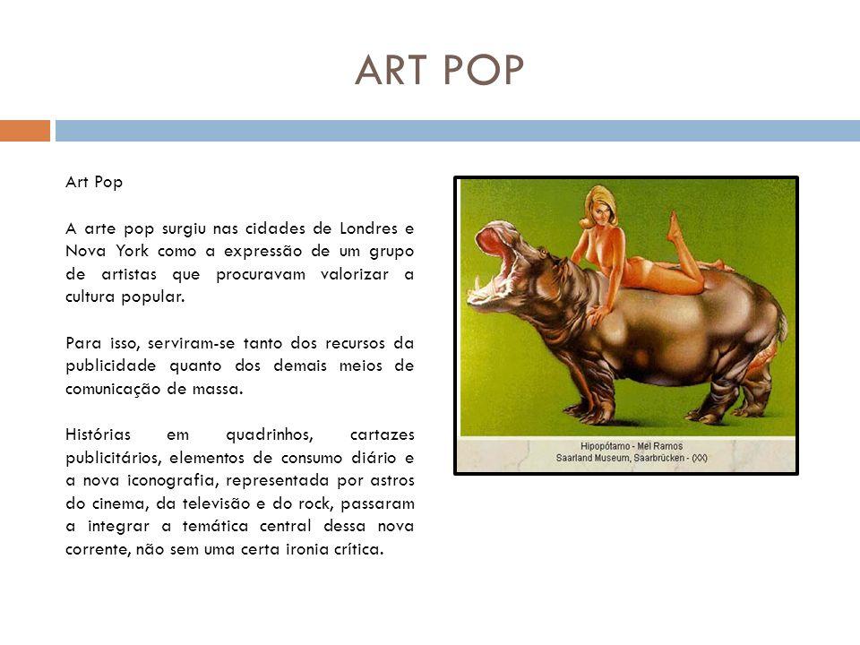 ART POPArt Pop.