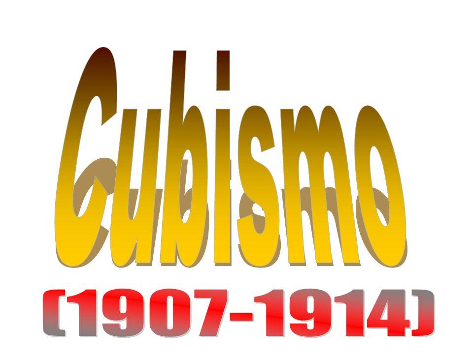 Cubismo (1907-1914)