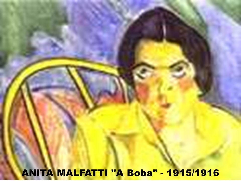 ANITA MALFATTI A Boba - 1915/1916