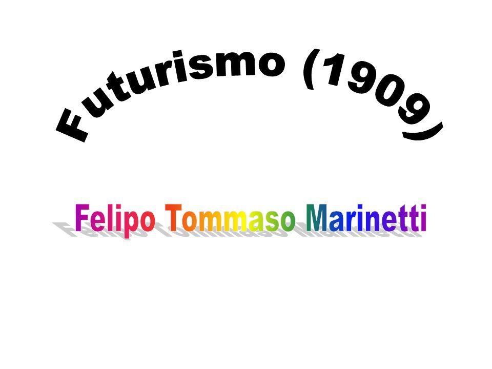Felipo Tommaso Marinetti