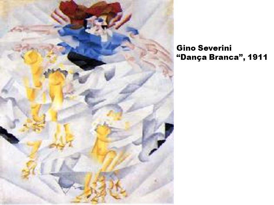 Gino Severini Dança Branca , 1911