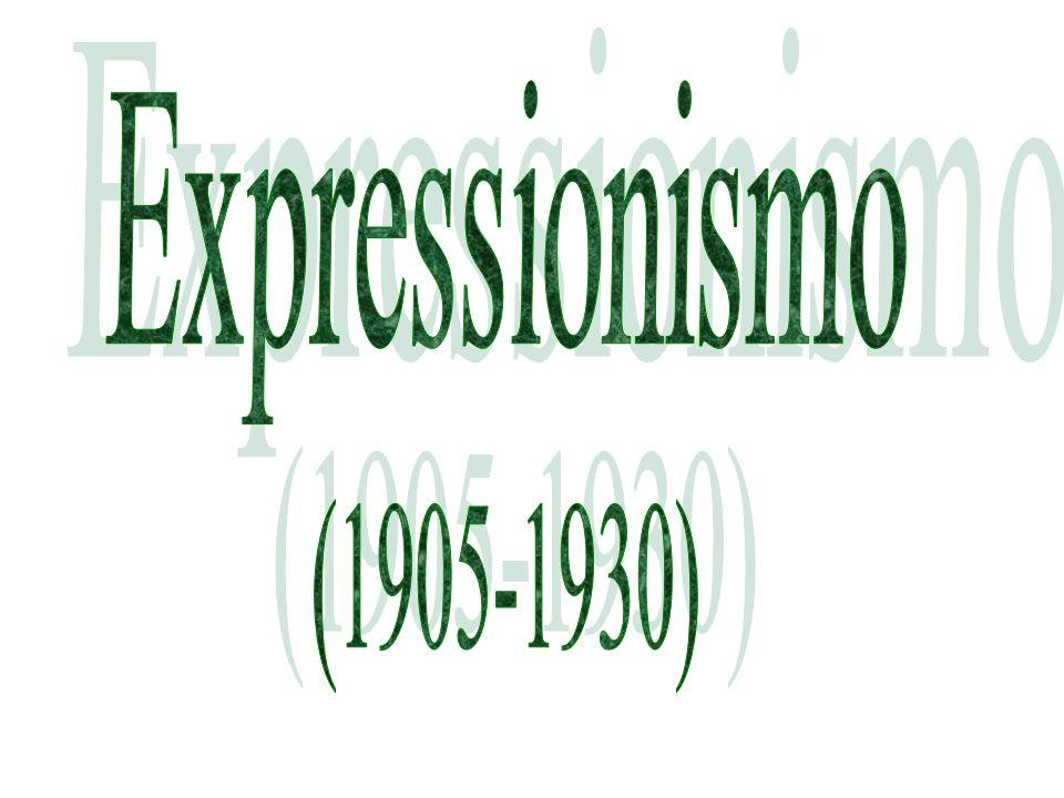 Expressionismo (1905-1930)