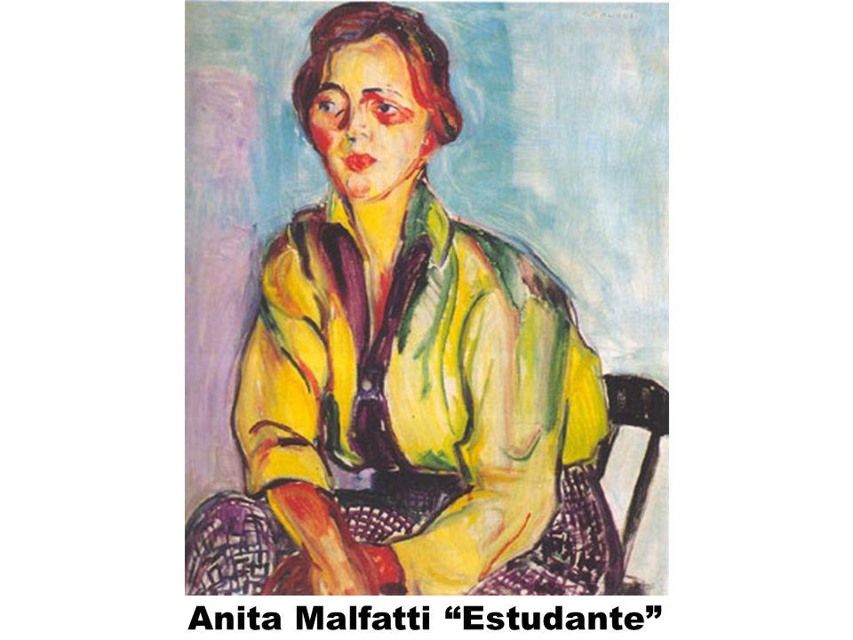 Anita Malfatti Estudante
