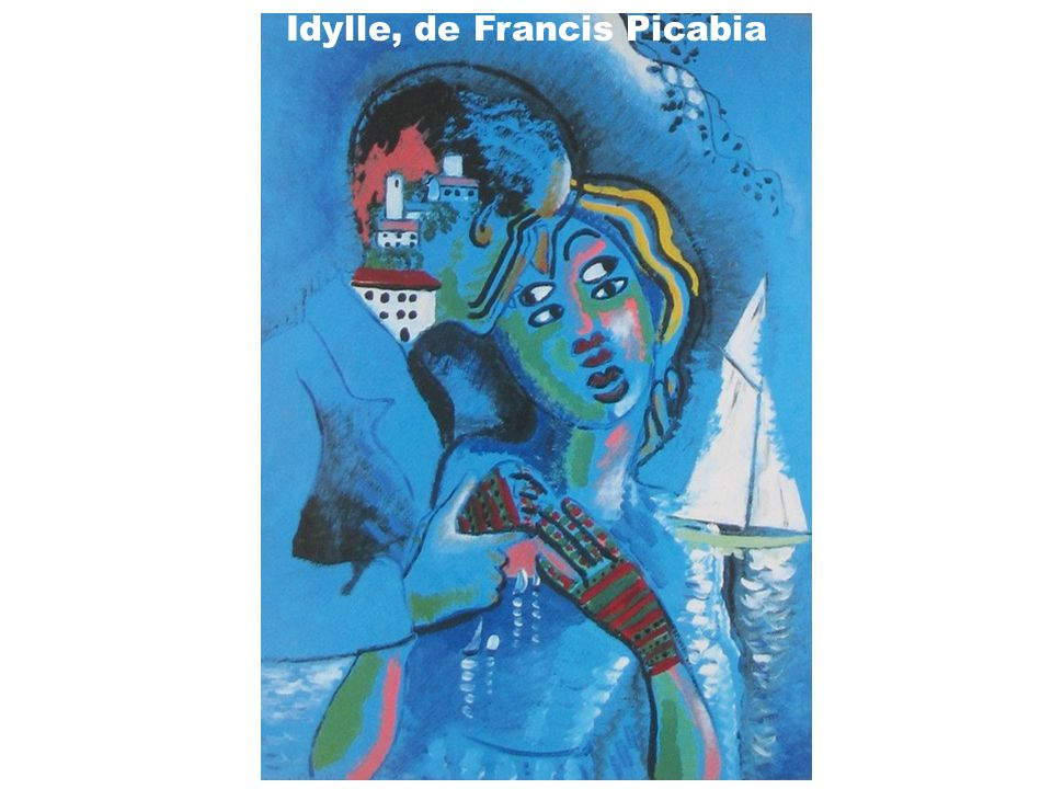 Idylle, de Francis Picabia