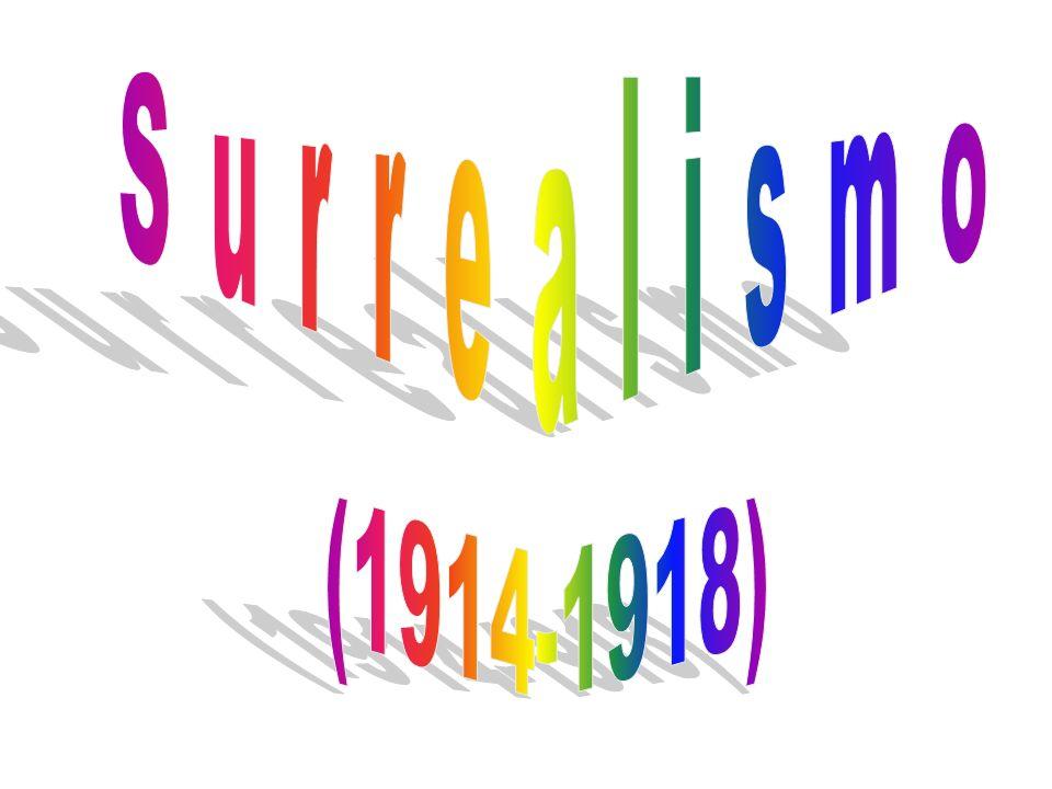 Surrealismo (1914-1918)