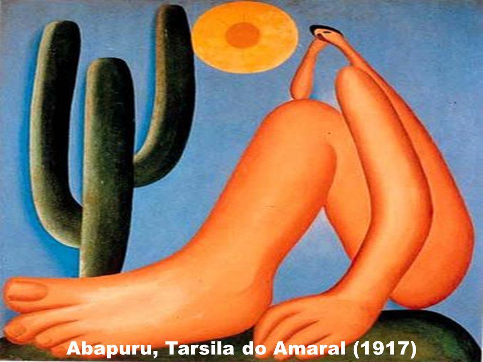 Abapuru, Tarsila do Amaral (1917)