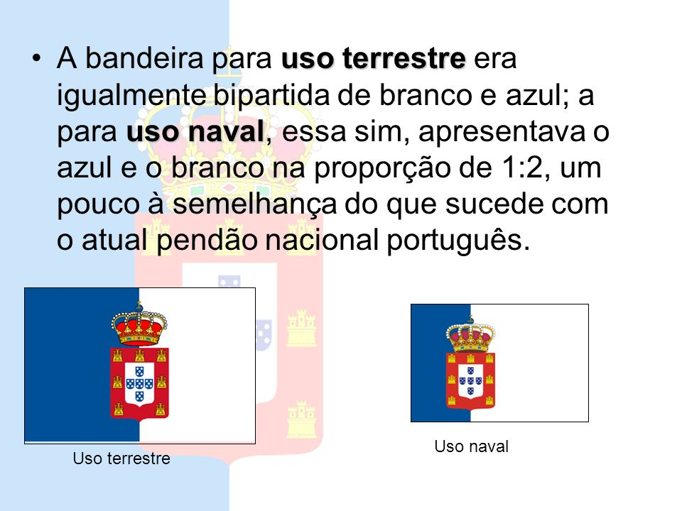 Ultima bandeira da monarquia