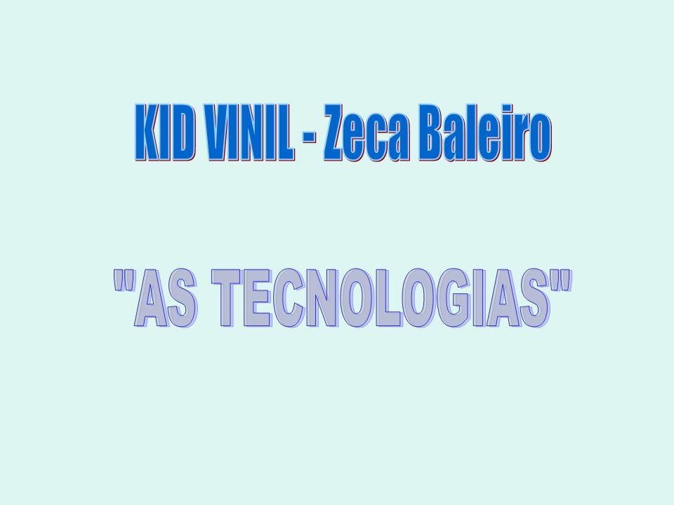 KID VINIL - Zeca Baleiro