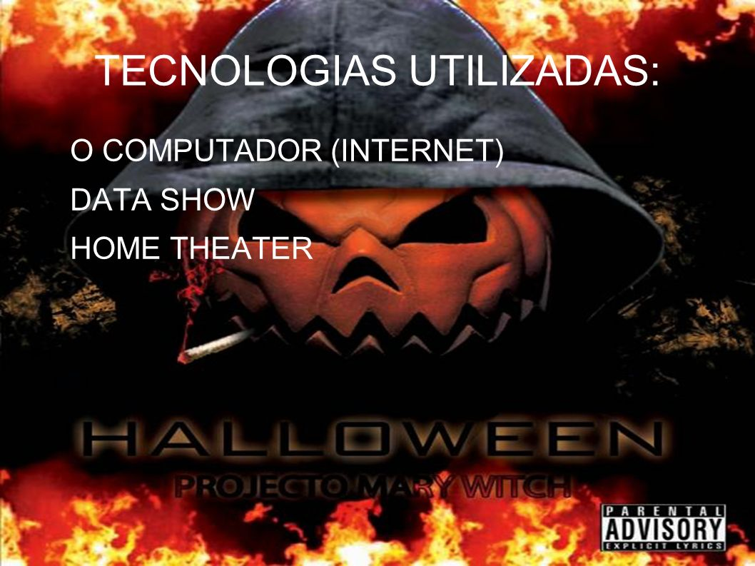 TECNOLOGIAS UTILIZADAS:
