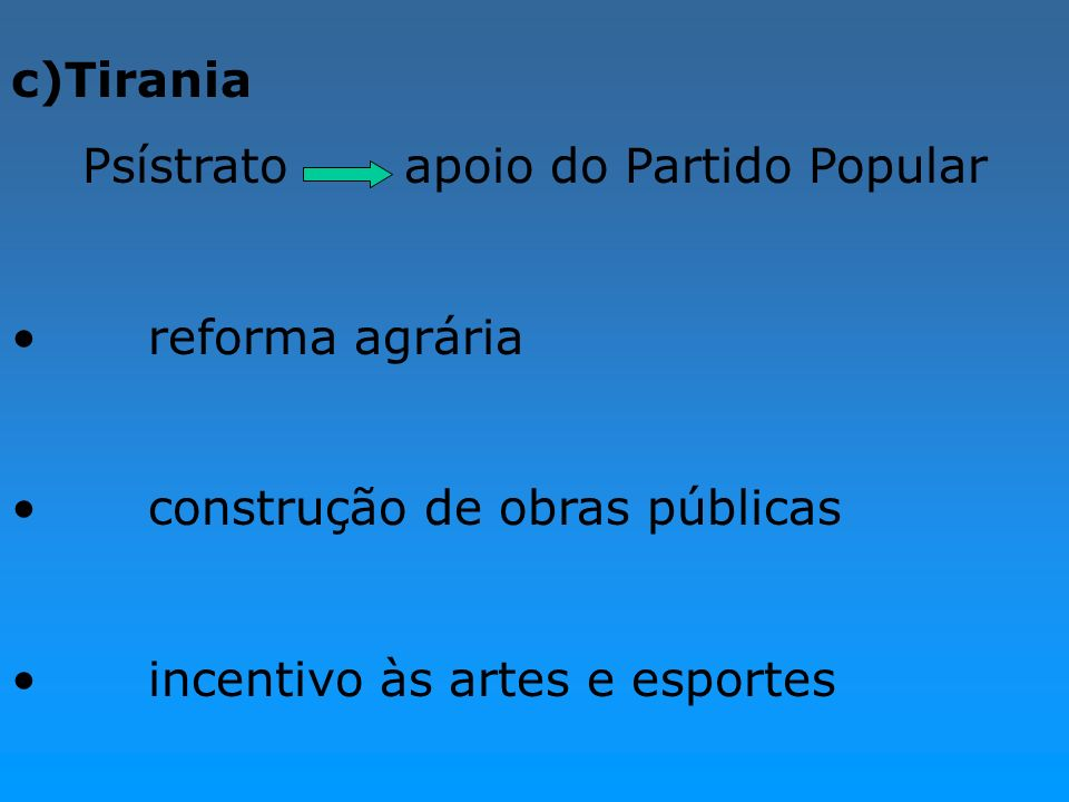 Psístrato apoio do Partido Popular